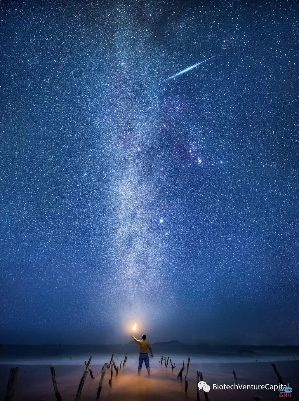 不是没有事做,我们还有星辰和大海