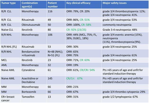 紫薯博士专栏   Bcl-2抑制剂,靶向疗法的未来——可中断给药,有更多治愈