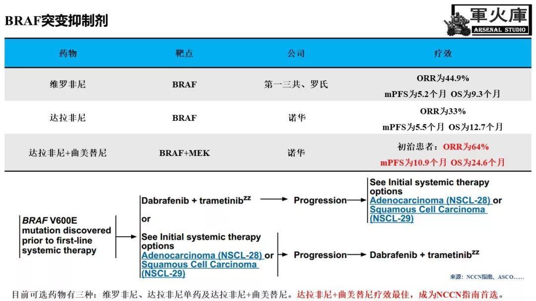 最前线!恺军&司铁 | 肺癌靶向红宝书(完结篇)
