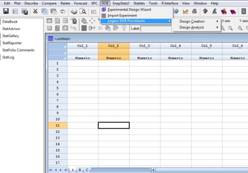 DOE工具4——Statgraphics篇(DOE系列之六)