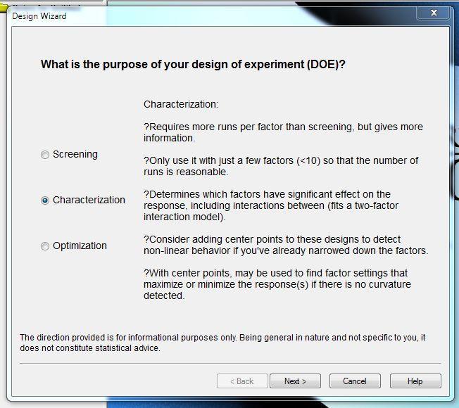 DOE工具之一 —— Design Expert篇(DOE系列之三)
