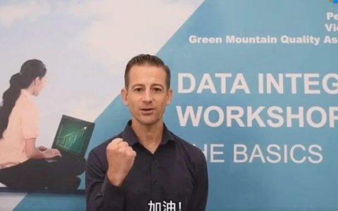 视频 | Peter Baker老师向中国朋友们问好!