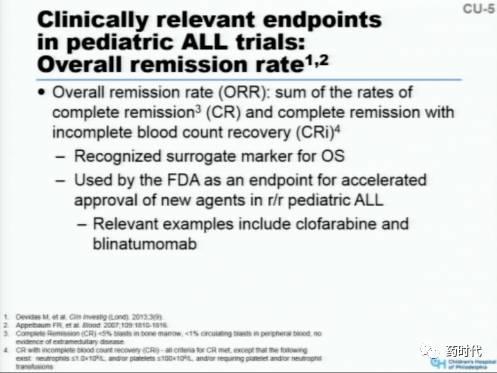 速递 | FDA肿瘤药物咨询委员会(ODAC)讨论诺华CAR-T新药会议实况资料