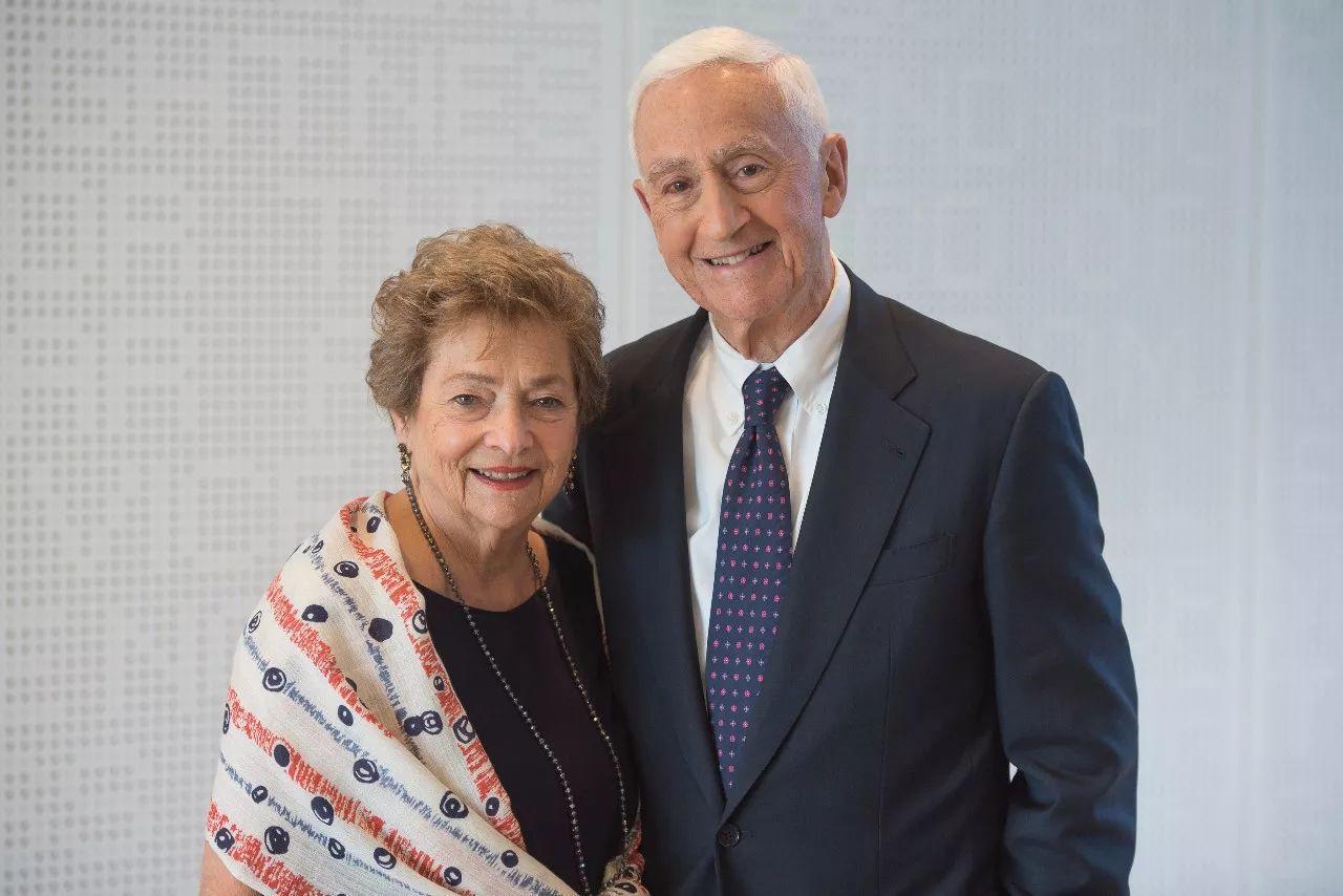 美国科学院院士、默沙东前总裁Vagelos博士为哥伦比亚大学医学院捐款2.5亿美元!