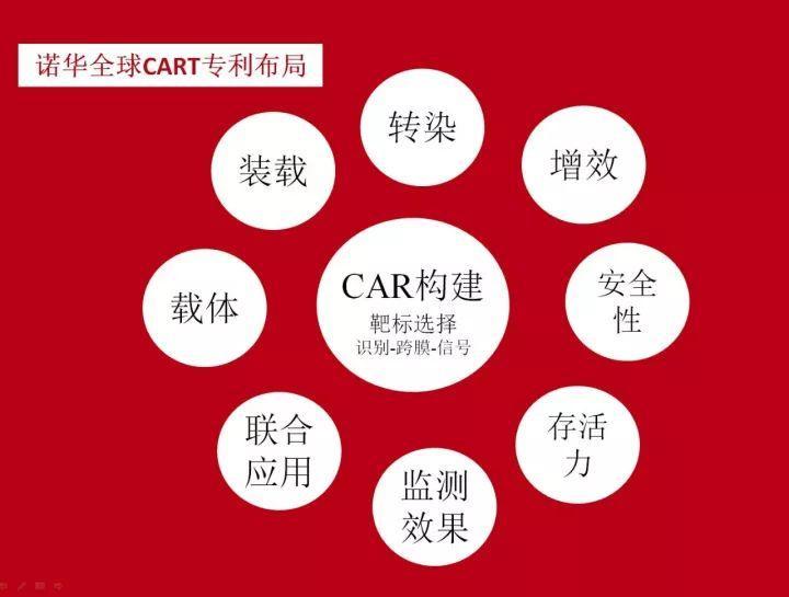 诺华全球CART专利起底和分析(原创)