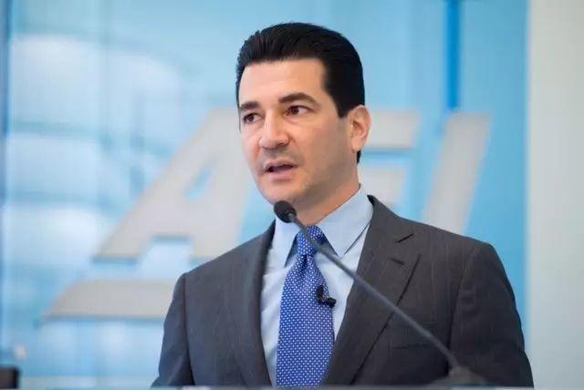 震惊!FDA局长Scott Gottlieb辞职!