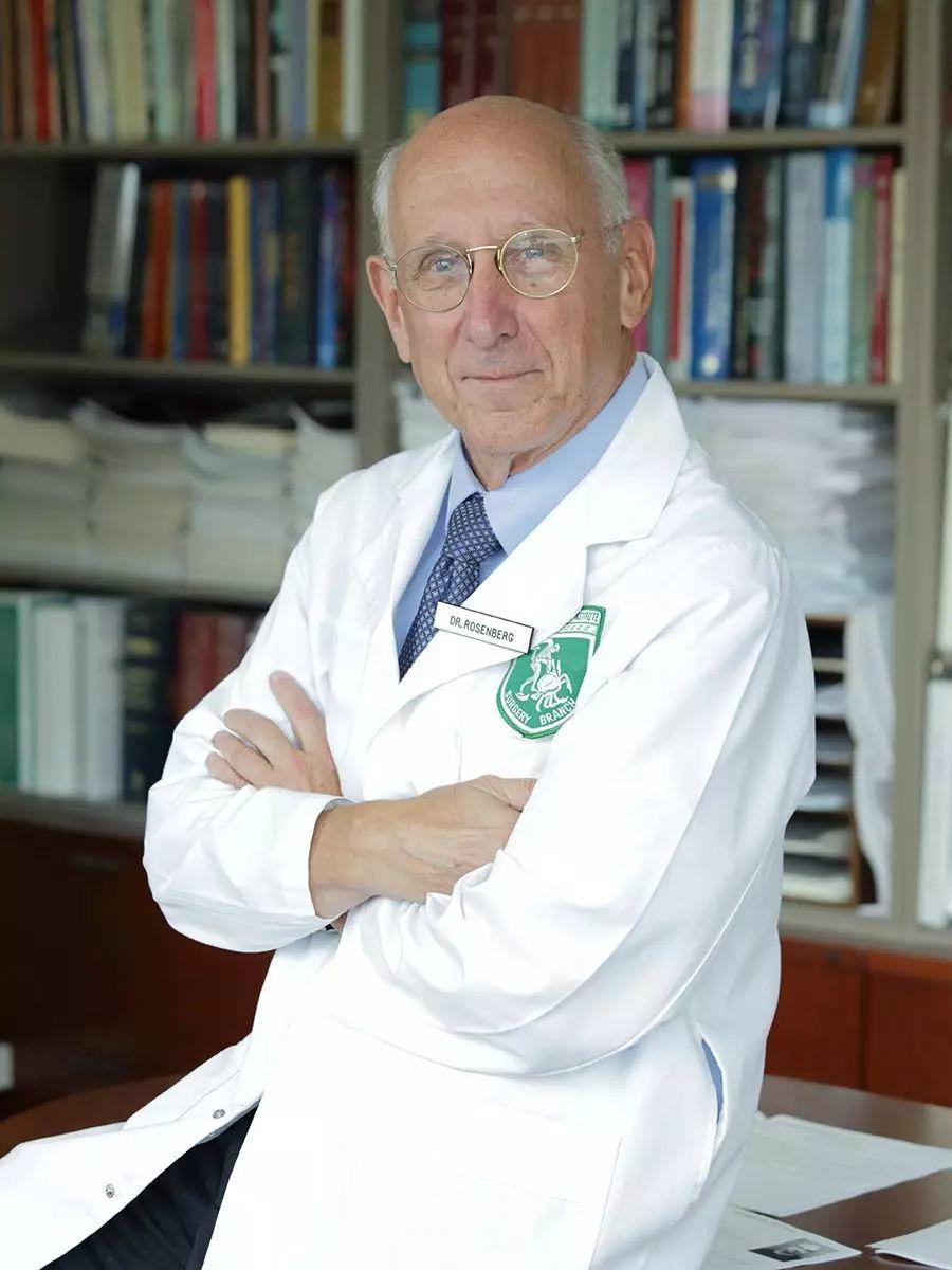 2019年美国圣•乔奇癌症研究创新成就奖揭晓 热烈祝贺Steven A. Rosenberg教授!