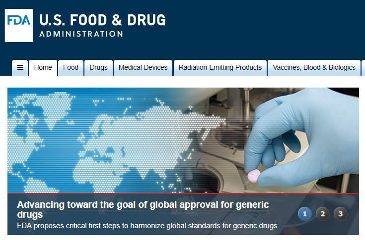FDA局长倡议仿制药全球批准 中国应当如何回应?