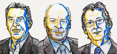 快讯!2017年诺贝尔化学奖揭晓!三位科学家获得殊荣!
