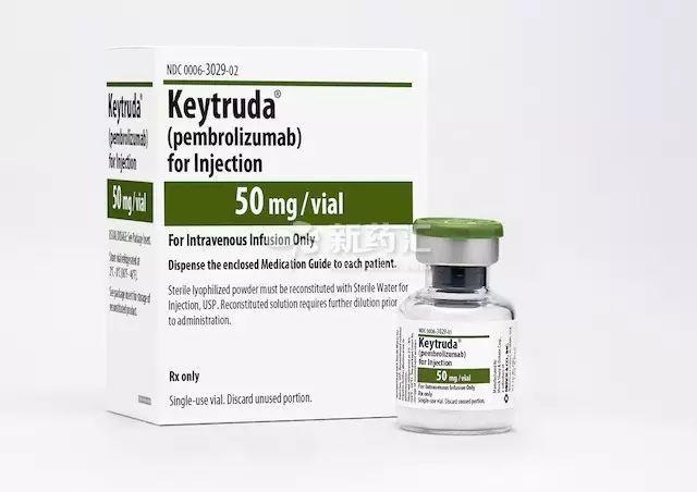 FDA批准默沙东的Keytruda用于治疗霍奇金淋巴瘤。血液肿瘤领域拔头筹!