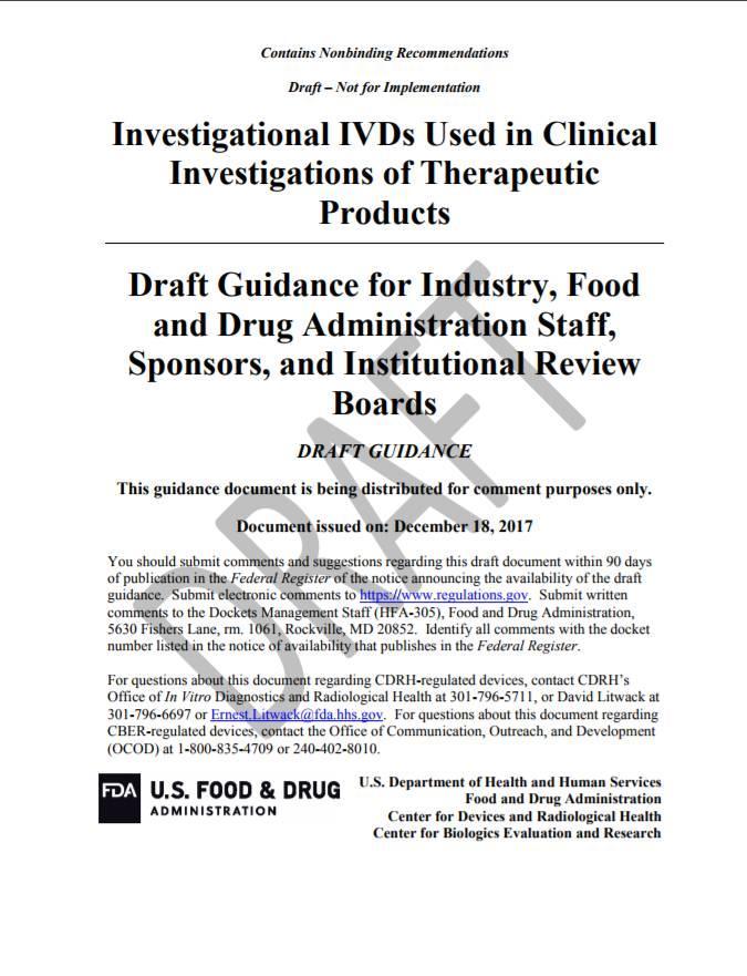 FDA全力支持靶向疗法的开发!更快!更高效!