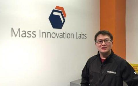 中国人在美国创新创业 | 朱鹏程博士