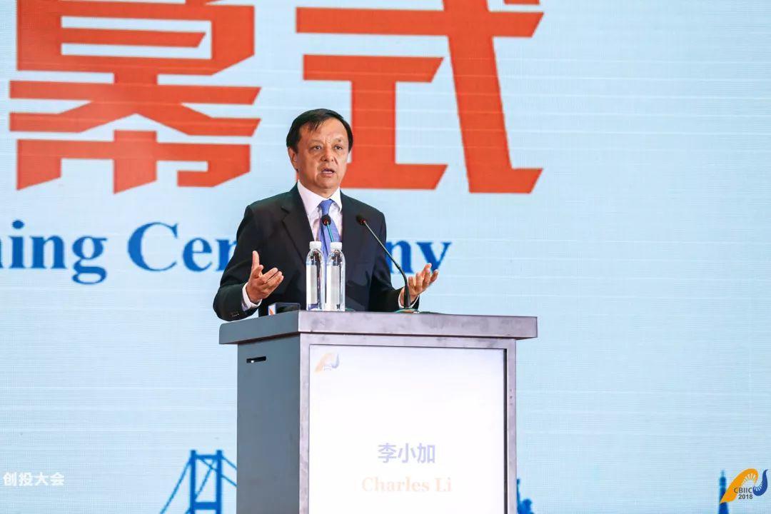李小加:香港生物科技板块的启航