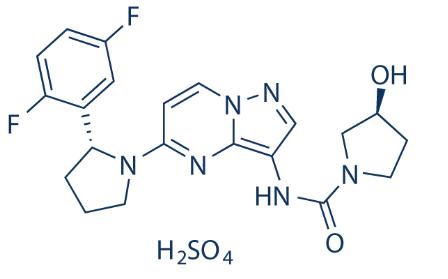 """重磅:NTRK 小分子激酶抑制剂Larotrectinib数据喜人,有望成为第一个""""靶向篮子"""""""