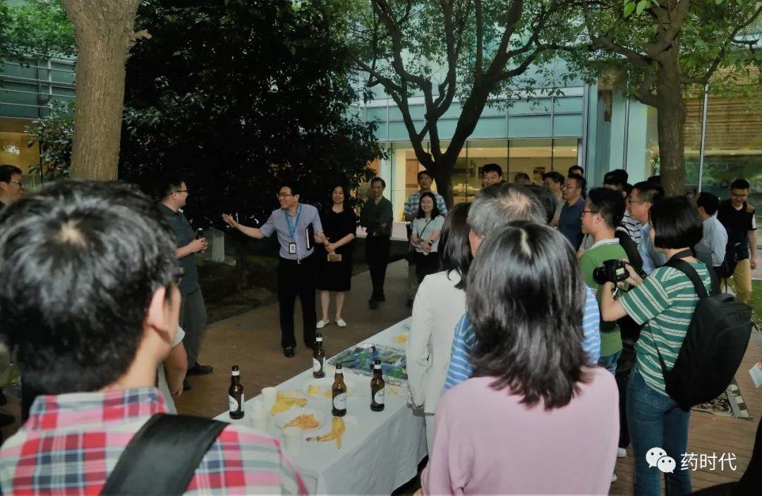 首次张江生命科学Happy Hour成功举办!