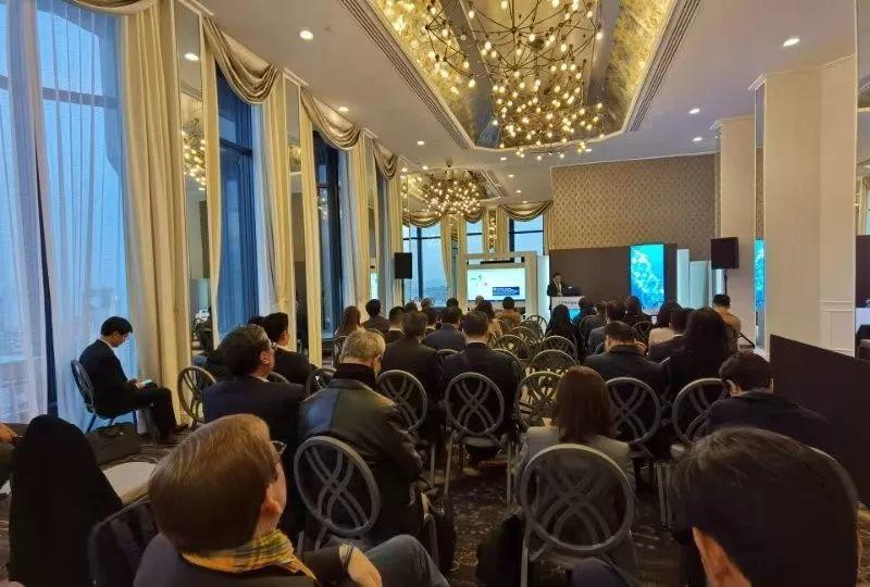 J.P. Morgan大会 | 德琪医药CEO梅建明博士发表专题演讲