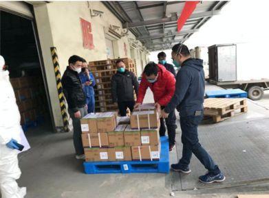 阿斯利康向武汉再捐赠价值超550万元药品