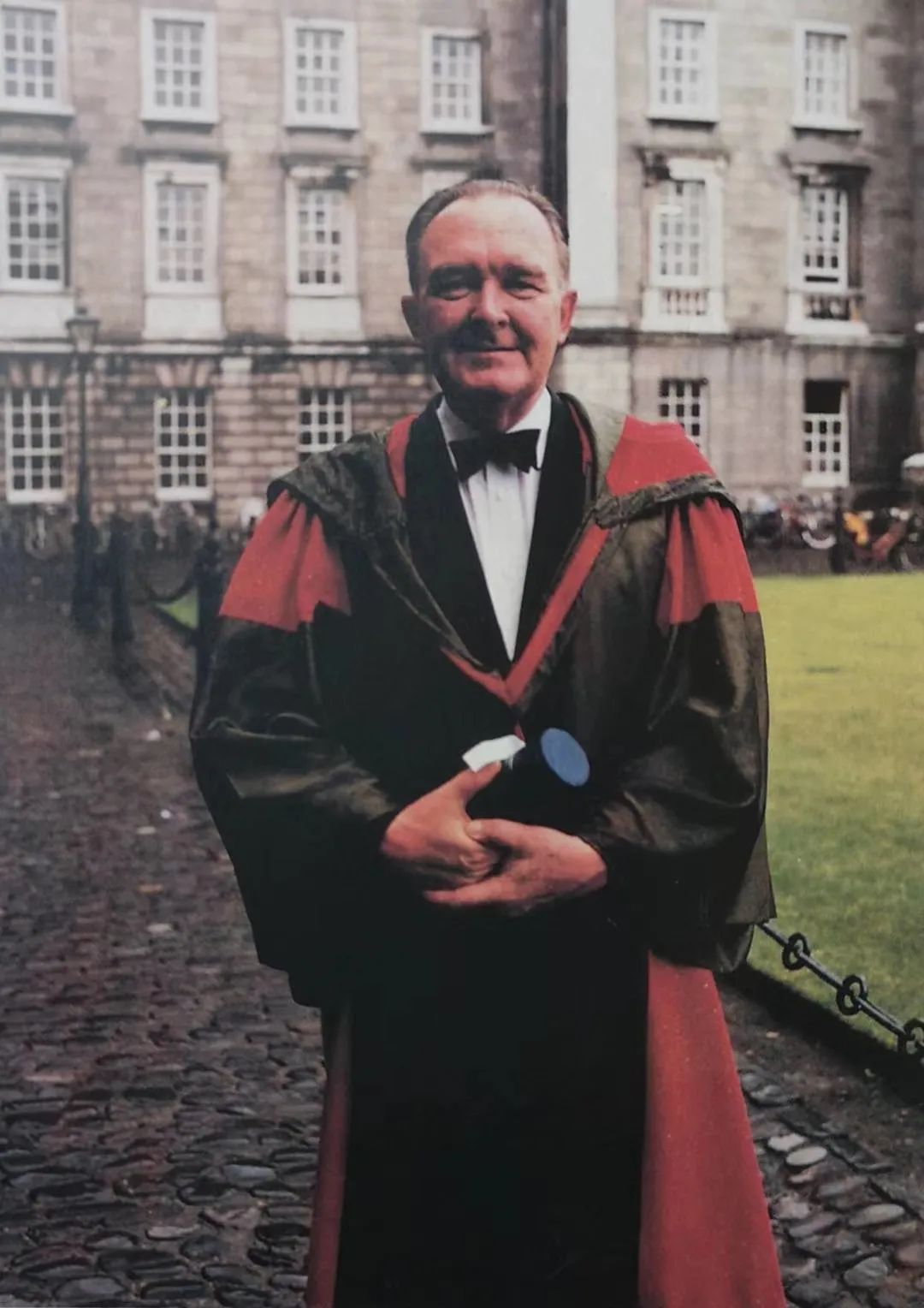 黎健博士 | 二十世纪的药神——记伟大的药物化学家、杨森公司创始人保罗·杨森博士