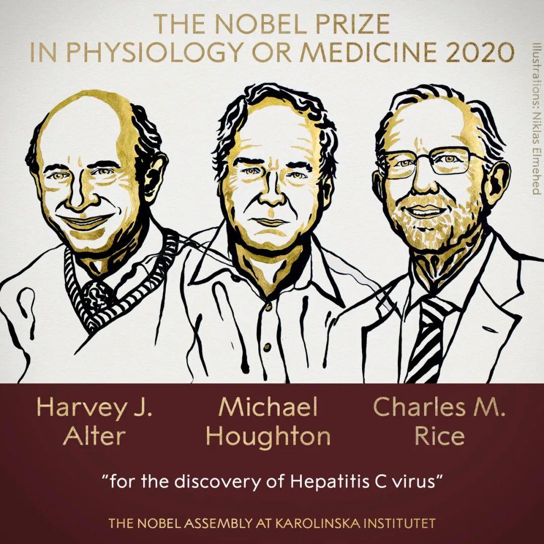 老骥伏枥,志在千里!——诺奖得主Michael Houghton博士的故事
