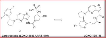 数十家跨国药企围猎NTRK激酶抑制剂!谁是王者?