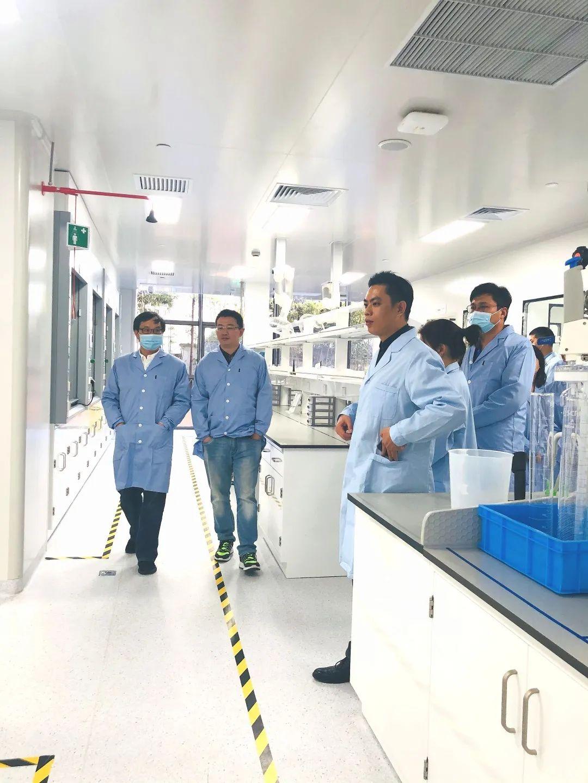博腾股份上海制剂研发中心正式起航