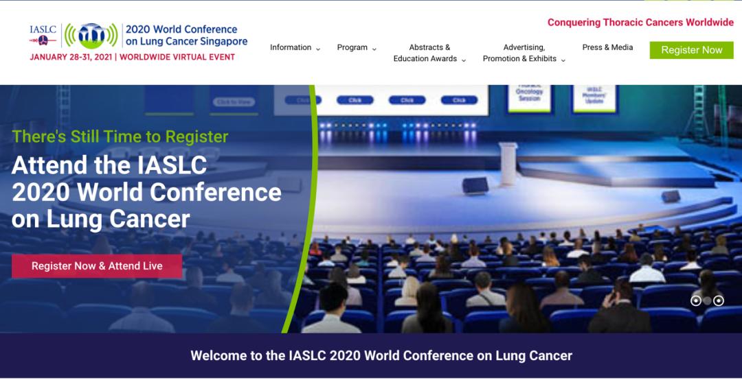 2020 WCLC世界肺癌大会上的中国声音,民族原研PD-1展现中国力量!