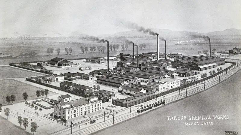 武田制药(Takeda)——240年,从小药铺到亚洲最大制药企业
