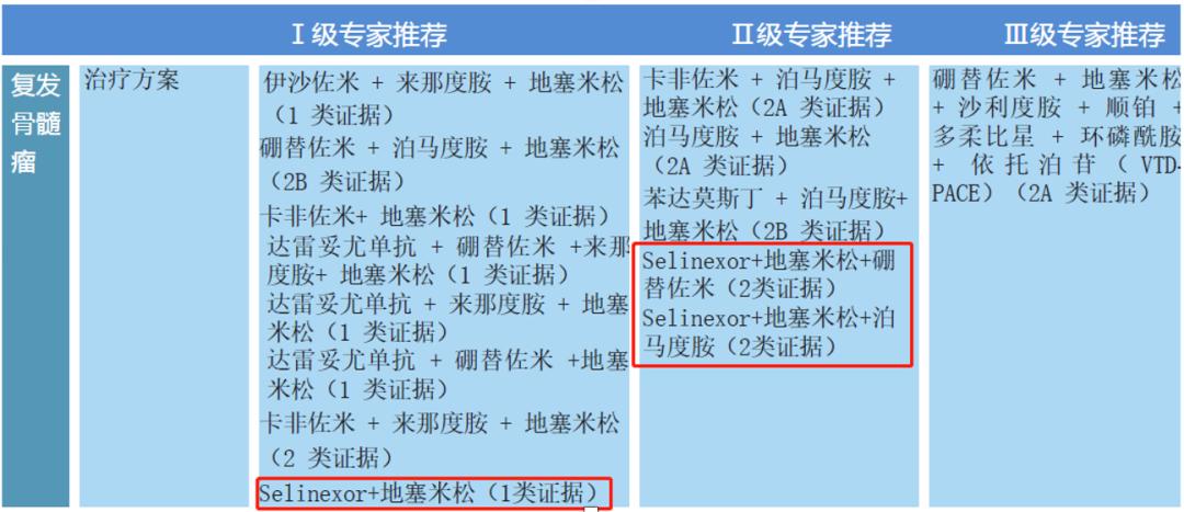 初露锋芒,德琪医药塞利尼索片(Selinexor)多项治疗方案获最新CSCO指南推荐