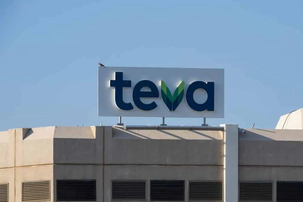 梯瓦(Teva)——仿制药老大债务缠身,退居第二位