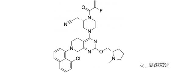 再鼎3亿美元引进adagrasib,非FIC的KRAS抑制剂为啥这么值钱?