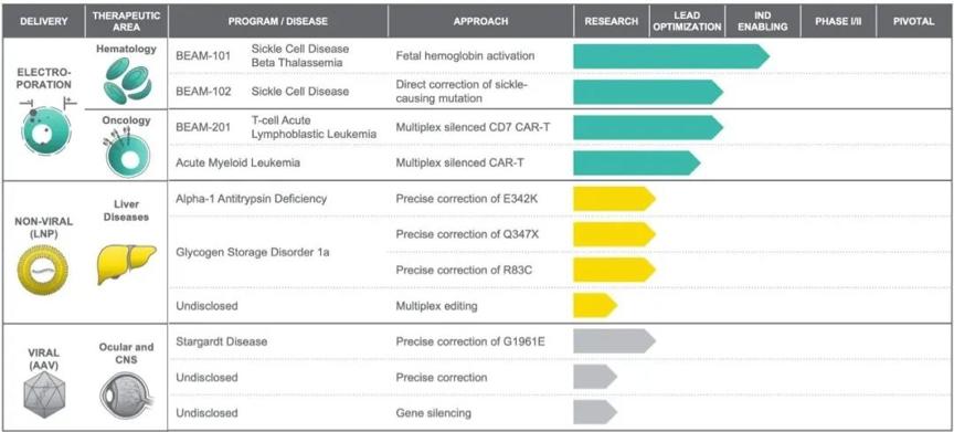 """""""基因魔剪"""" CRISPR公布体内临床试验结果,多家基因编辑股大涨!"""